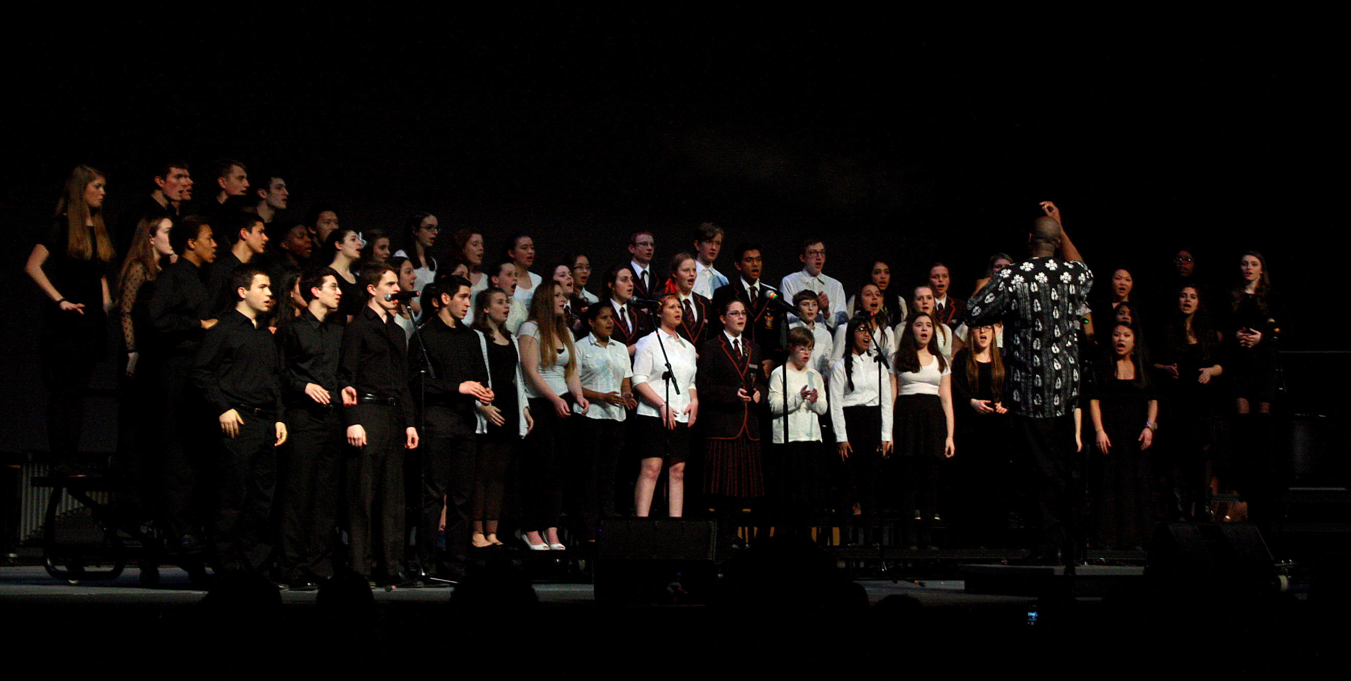 Jubilee and Concert Choir