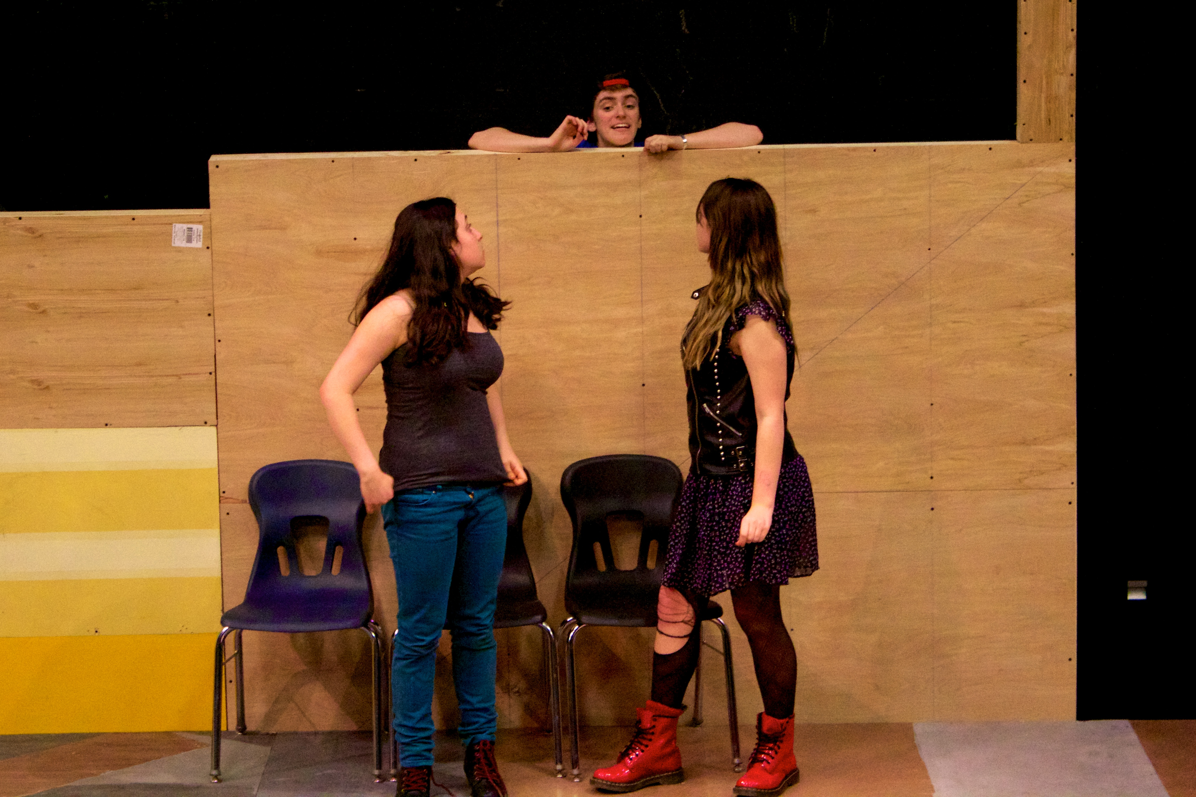 how to rehearse a play