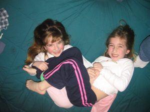 Juniors Alison Forman-Katz and Naomi Forman-Katz are fraternal twins. Photo courtesy of Naomi Forman-Katz.