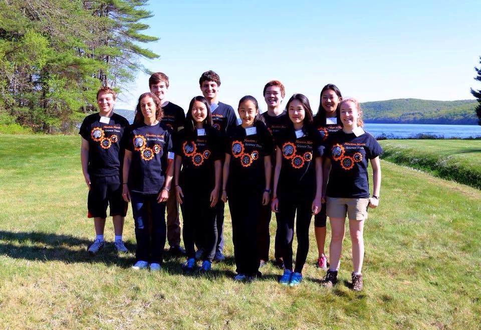 Photo courtesy of Massachusetts Envirothon.