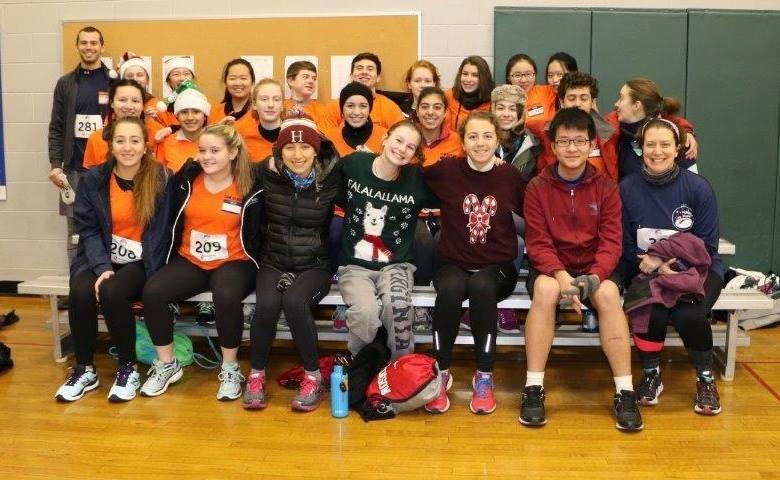 Photo courtesy of Dreamfar High School Marathon
