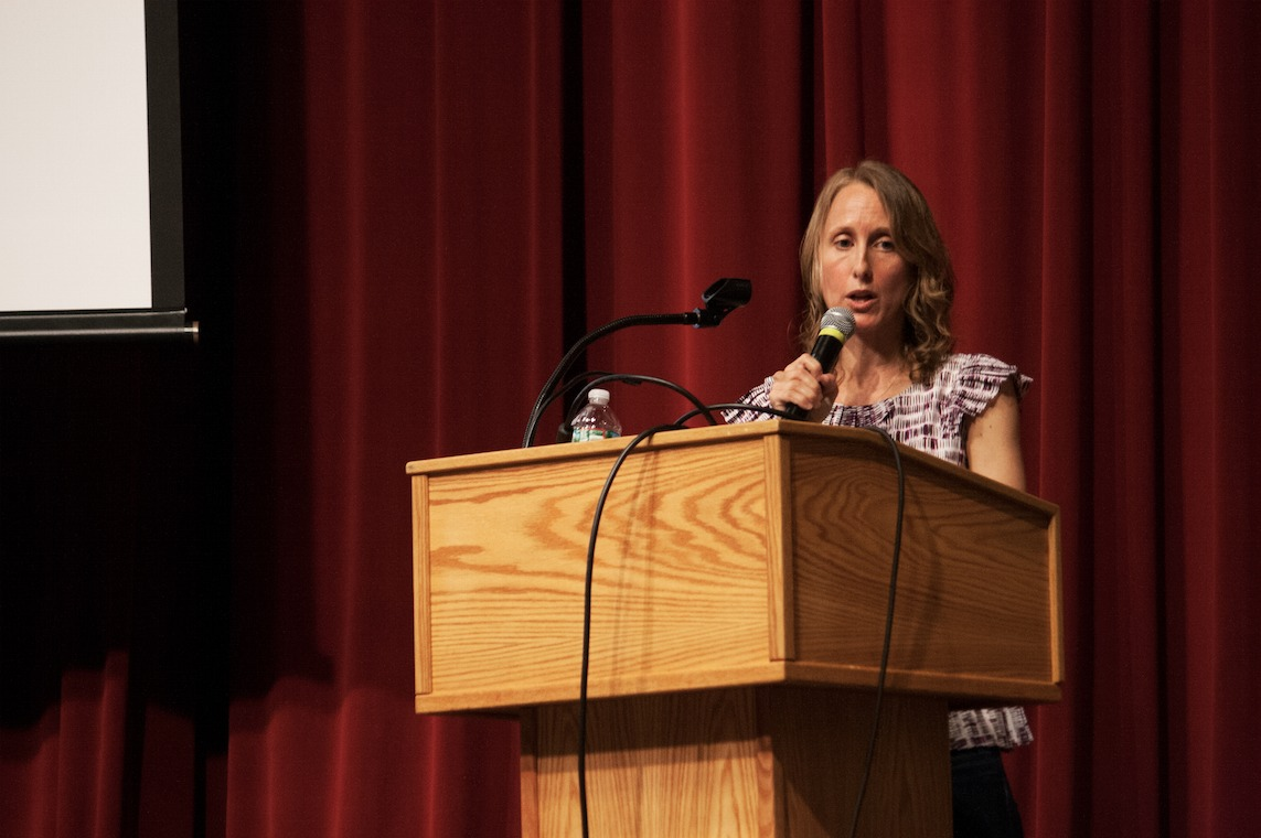 Kindness Day presenters share inspiring stories, emphasize generosity